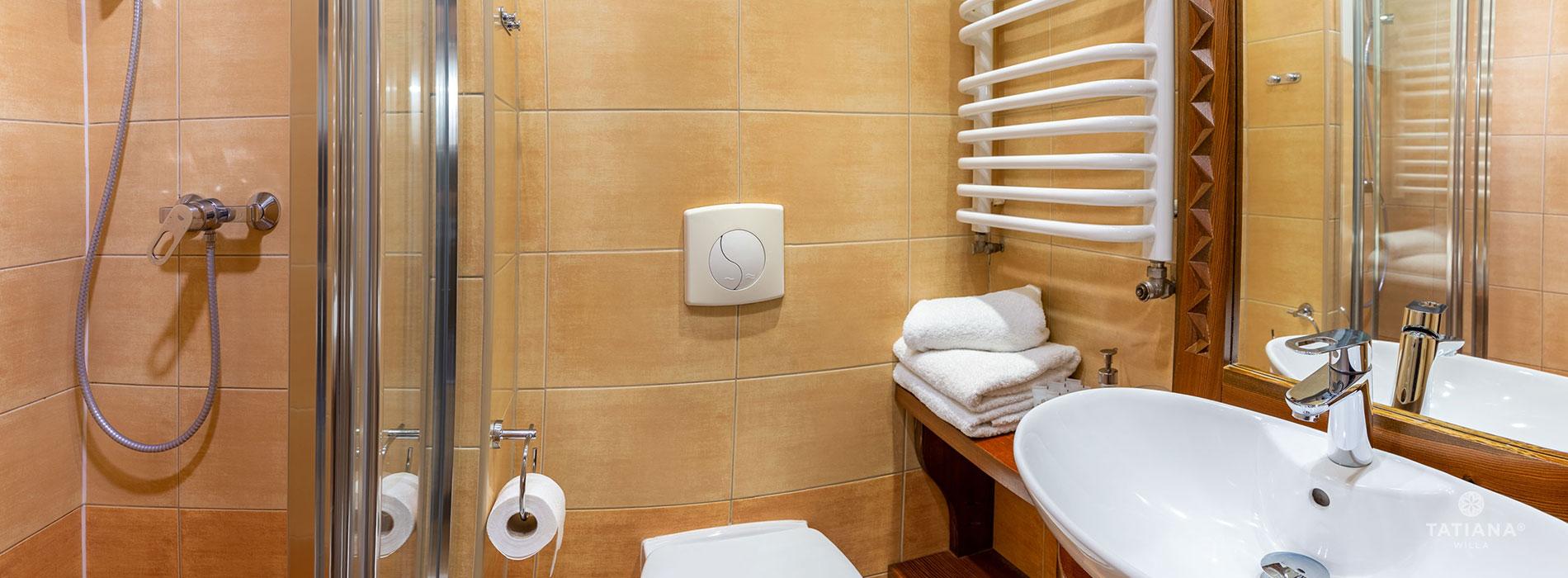 Apartament Premium 2- łazienka