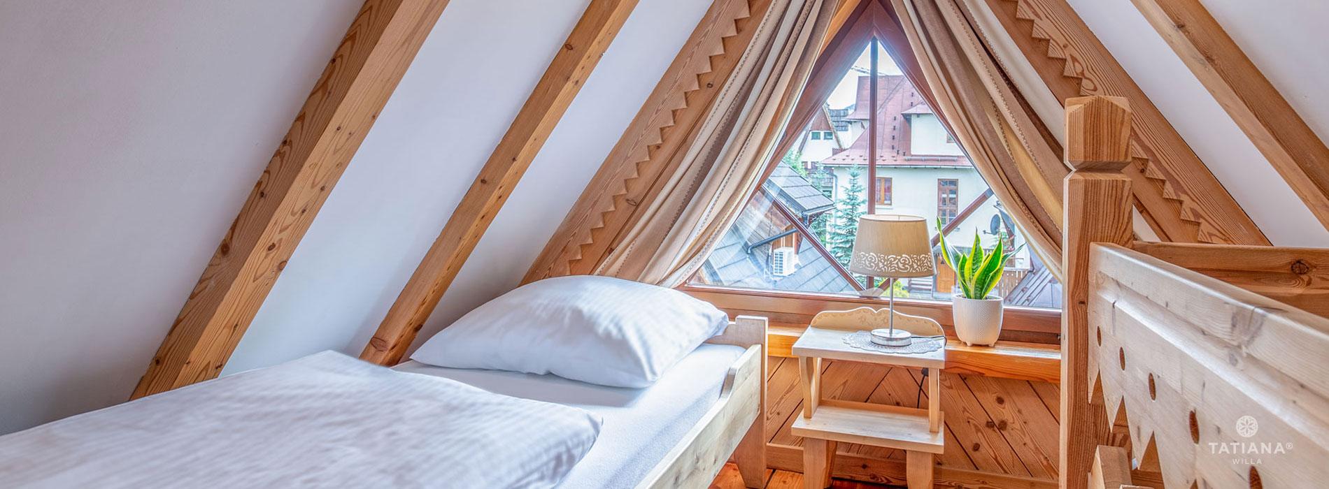 Apartament Premium 6 - sypialnia