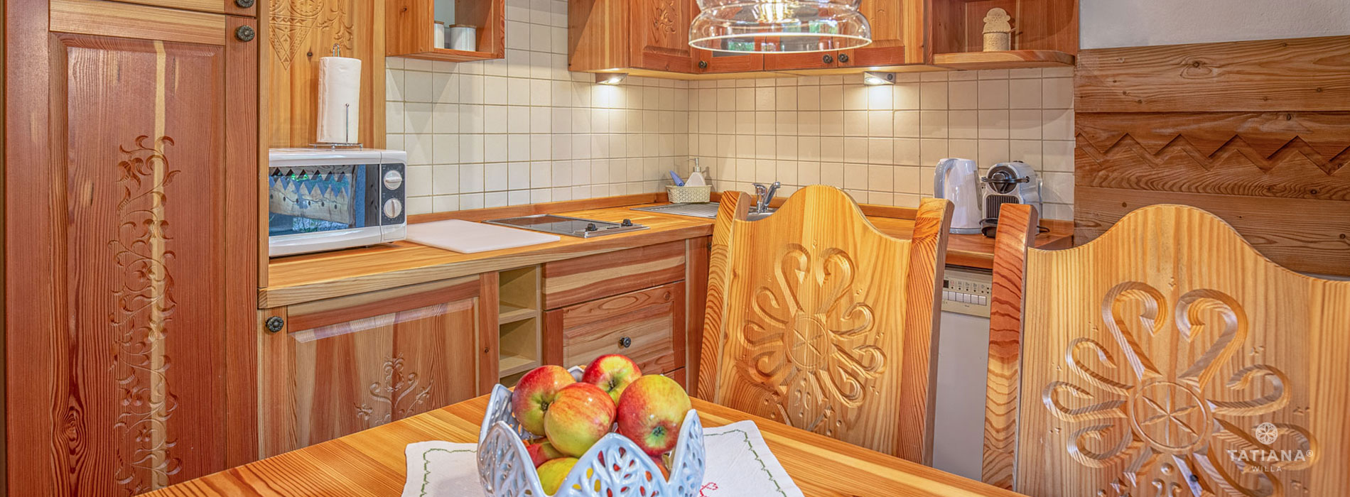Apartament Premium 7 - aneks kuchenny