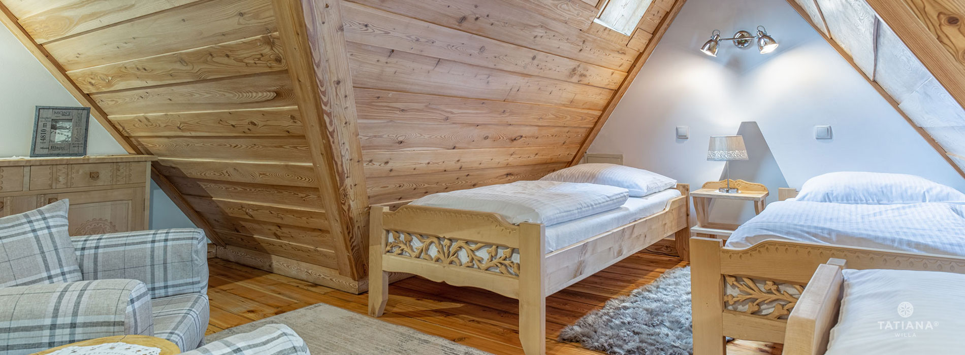 Apartment Premium 8 - Second bedroom