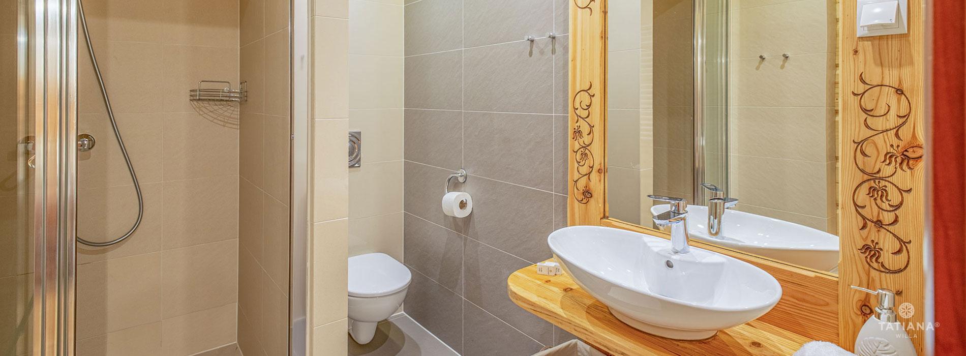 Apartament Premium 7 - łazienka