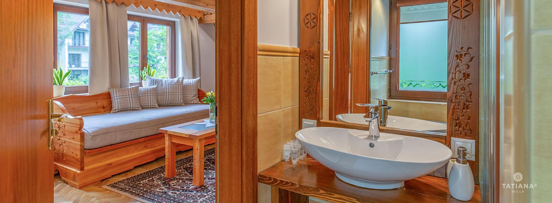 Apartament Premium 8 - łazienka