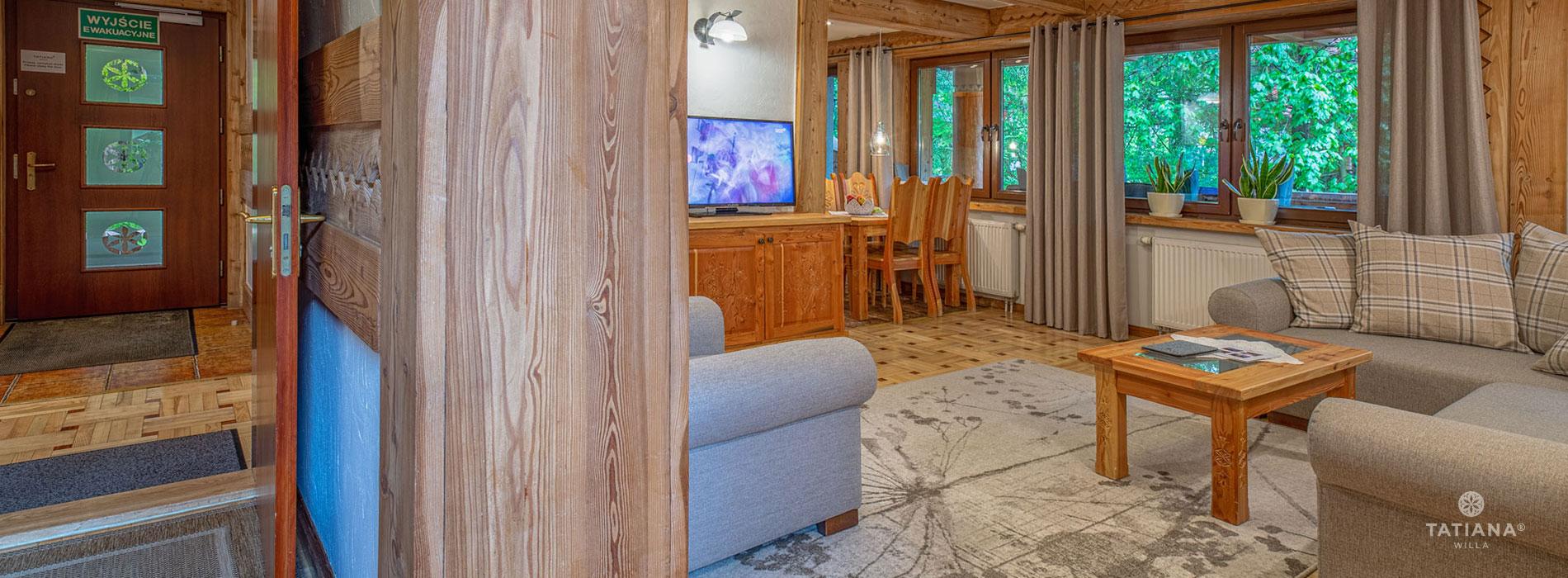 Apartament Premium 7 - wejście