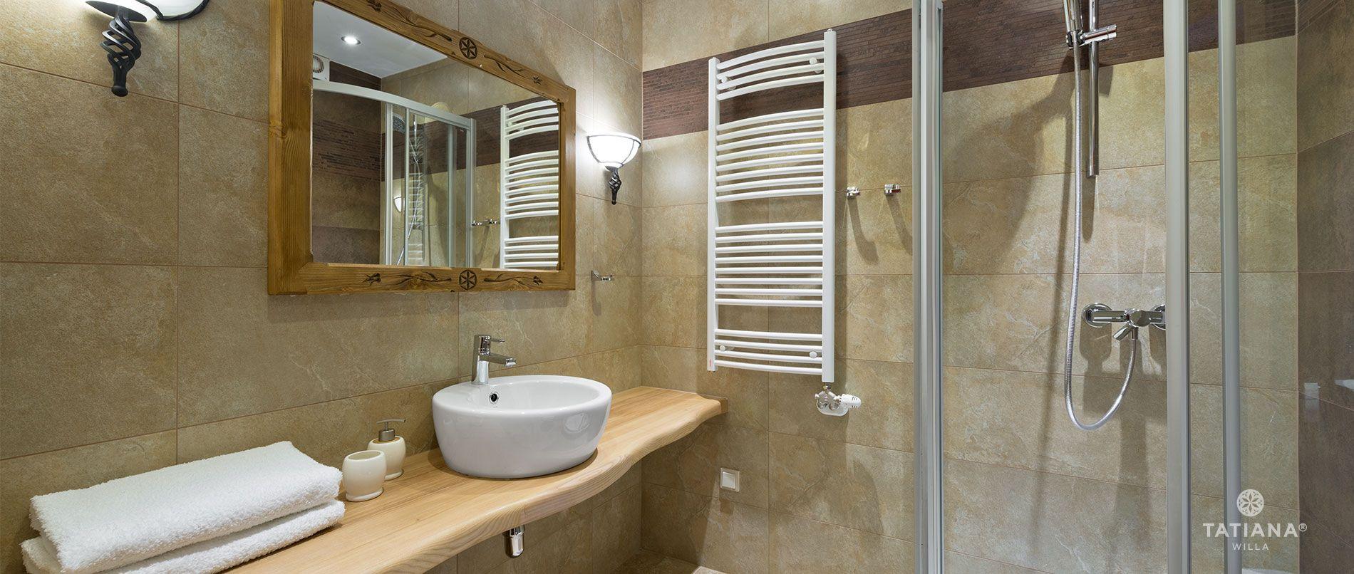 Apartament Lux10 - łazienka