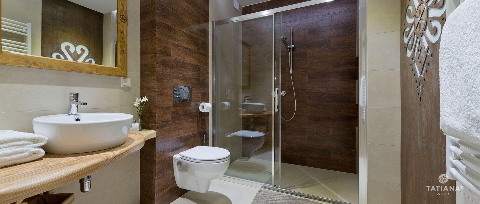 Apartament Lux11- lazienka