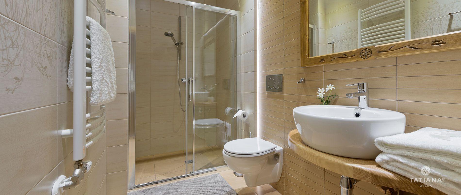 Apartament Lux 14 - łazienka