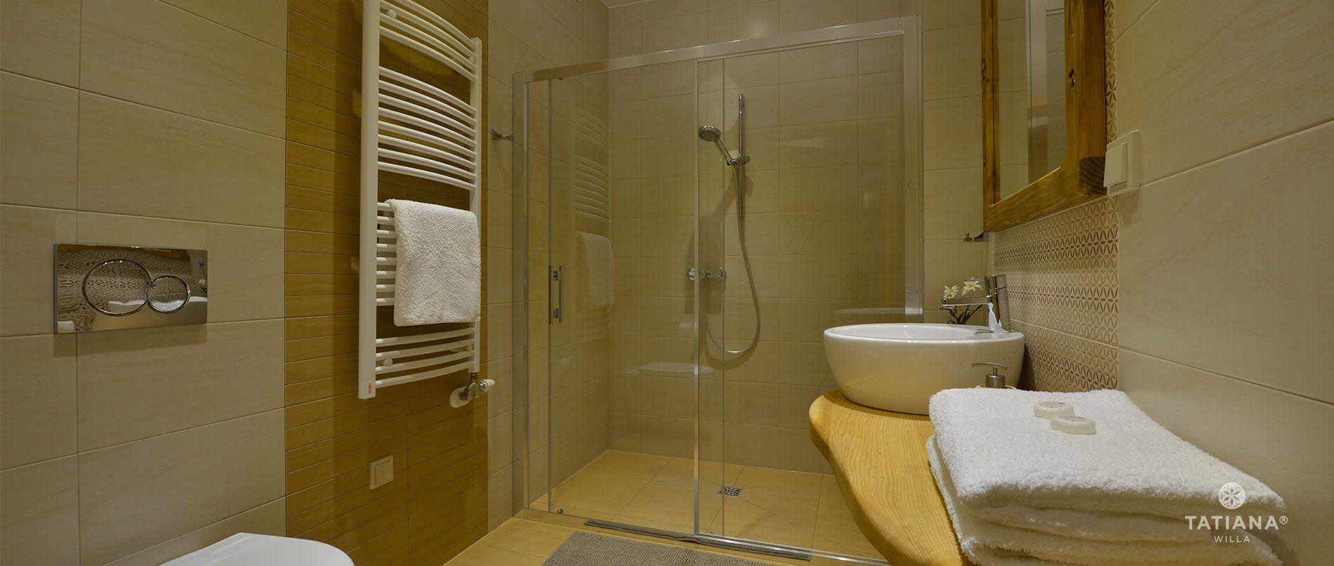 Apartament Lux 15- łazienka