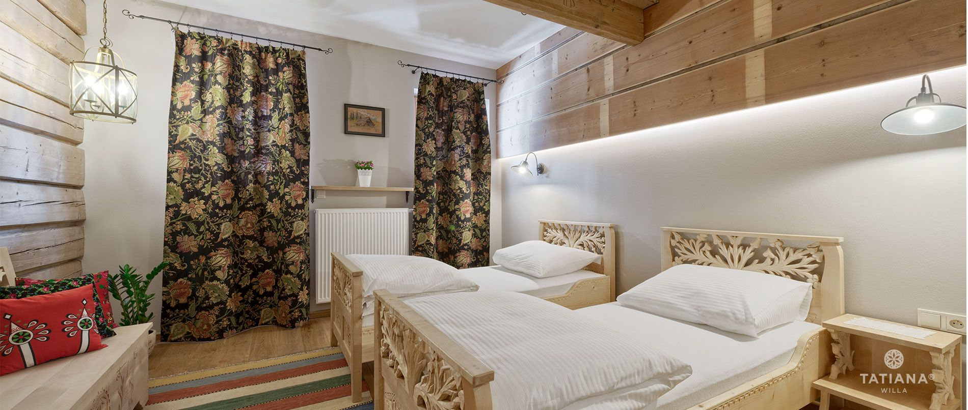 Apartament Lux 15- druga sypialnia