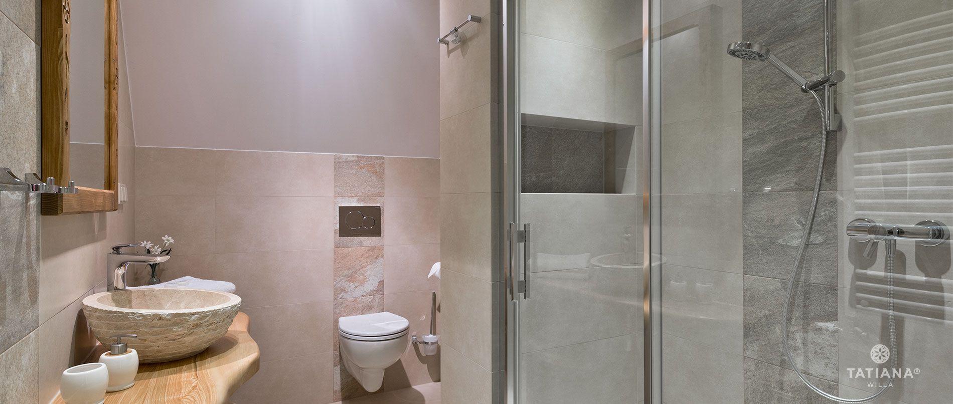 Apartament Lux 16- łazienka