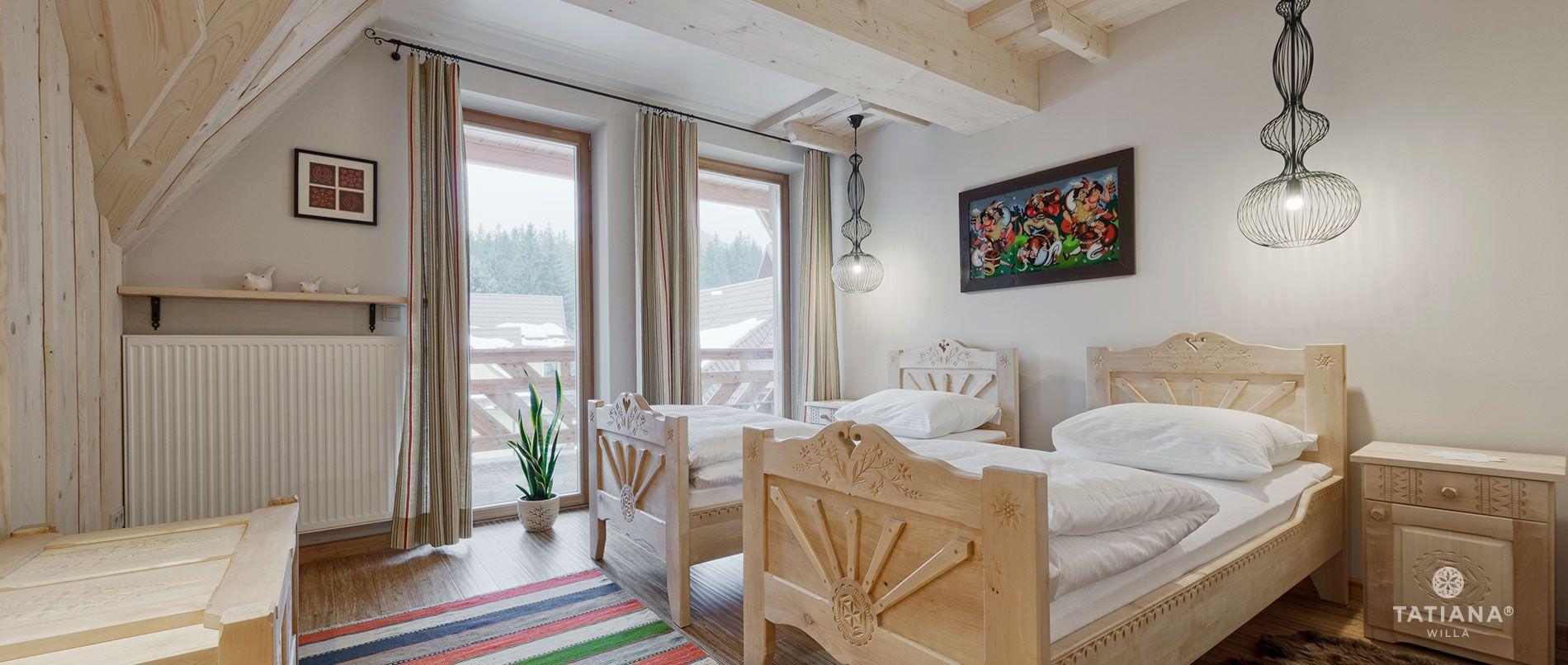 Apartament Lux 17- druga sypialnia