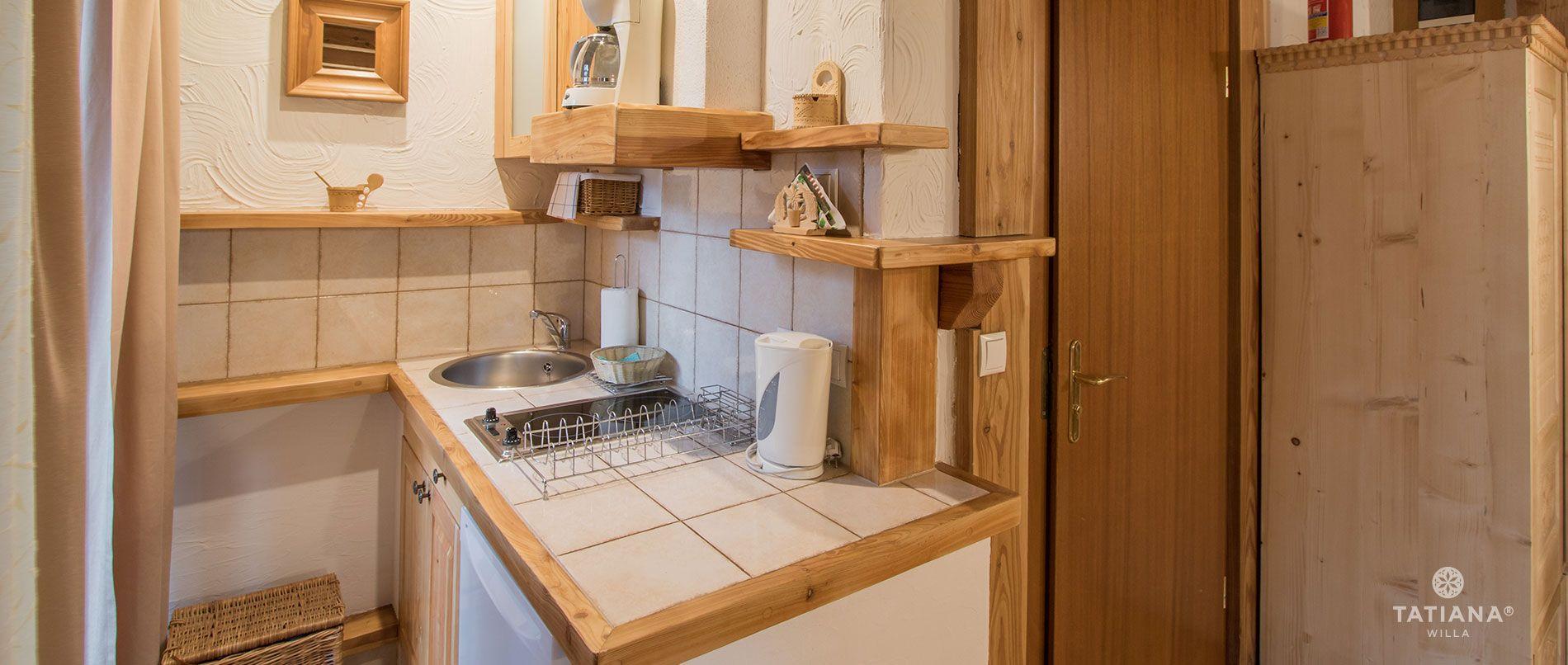 Apartament Premium 4 - aneks kuchenny
