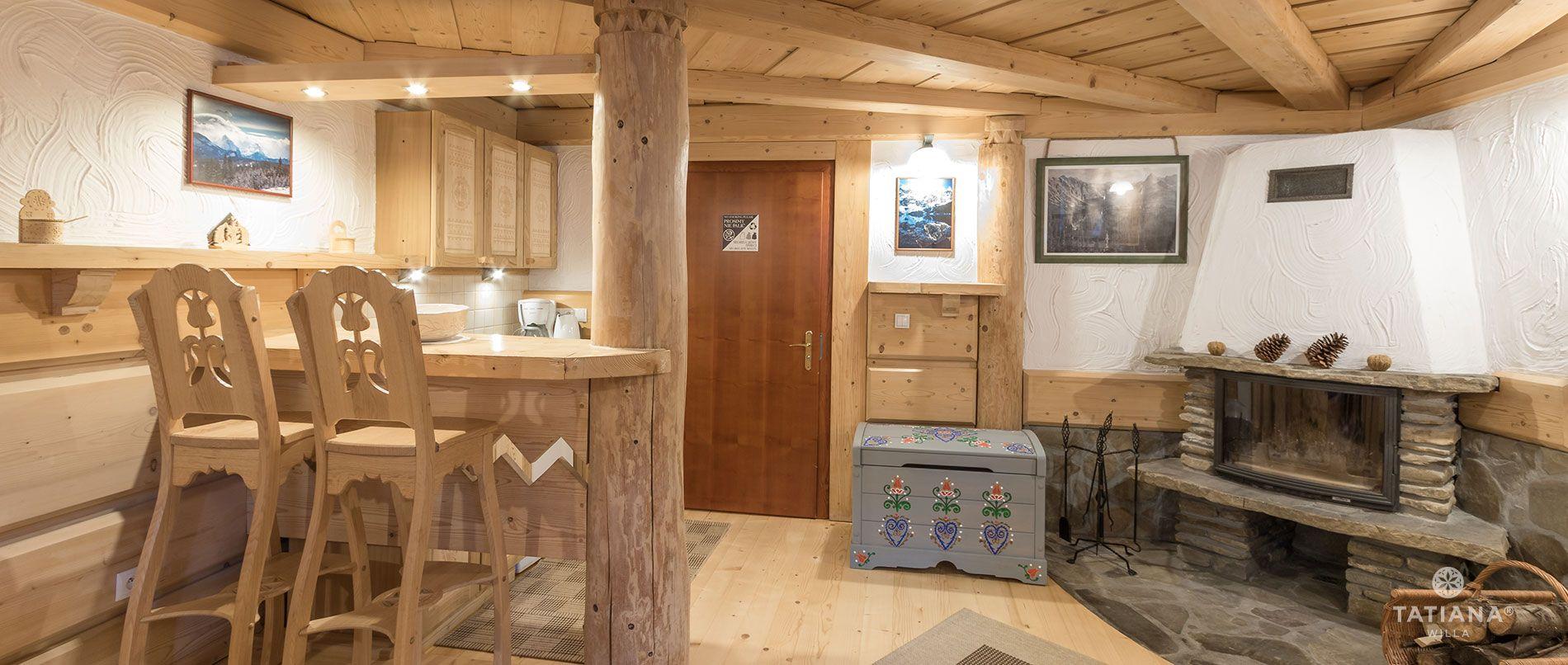 Apartament Premium 5- aneks kuchenny