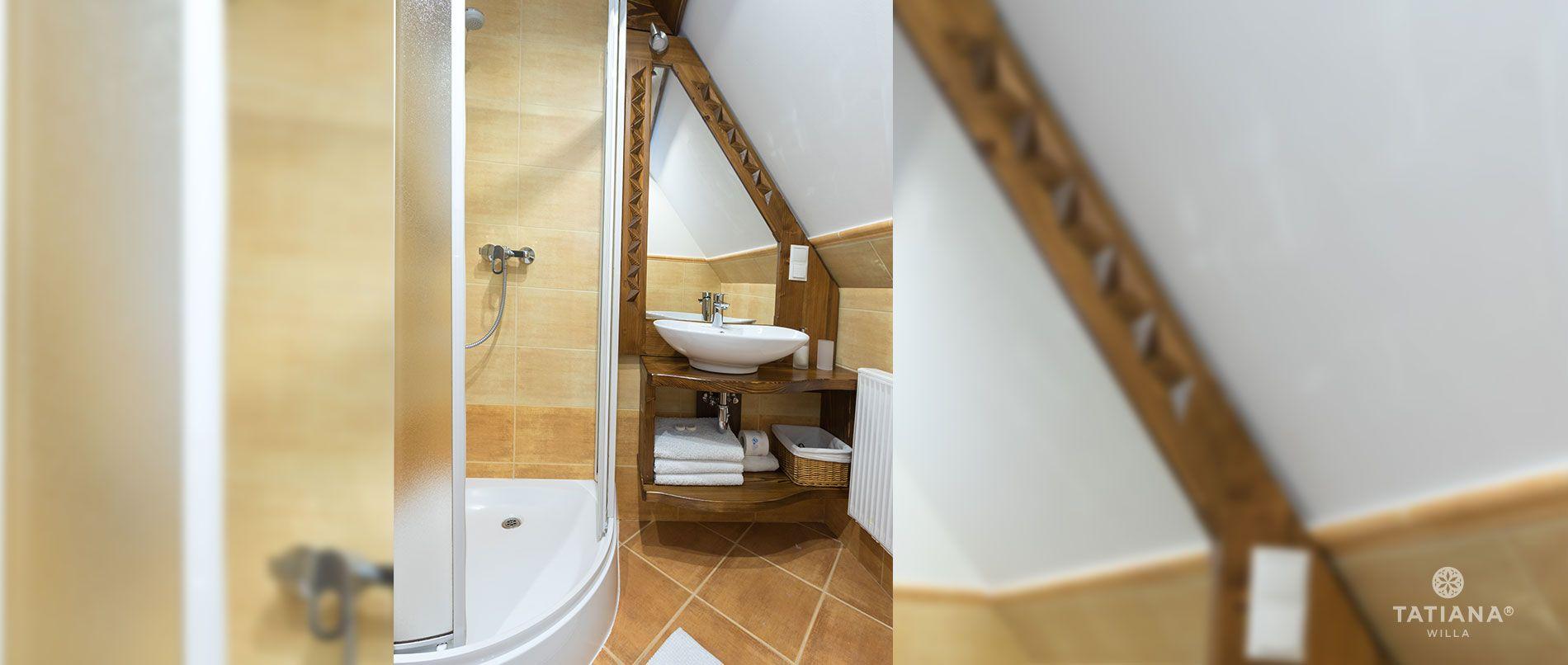 Apartament Premium 6 - łazienka