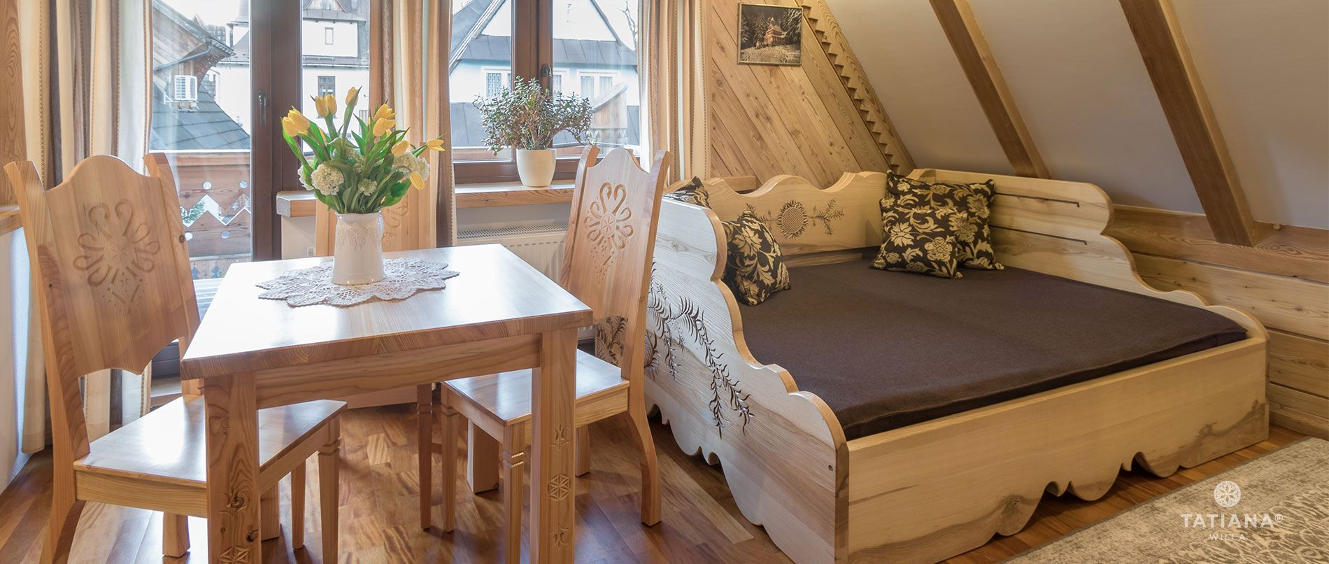 Apartament Premium 6- sypialnia