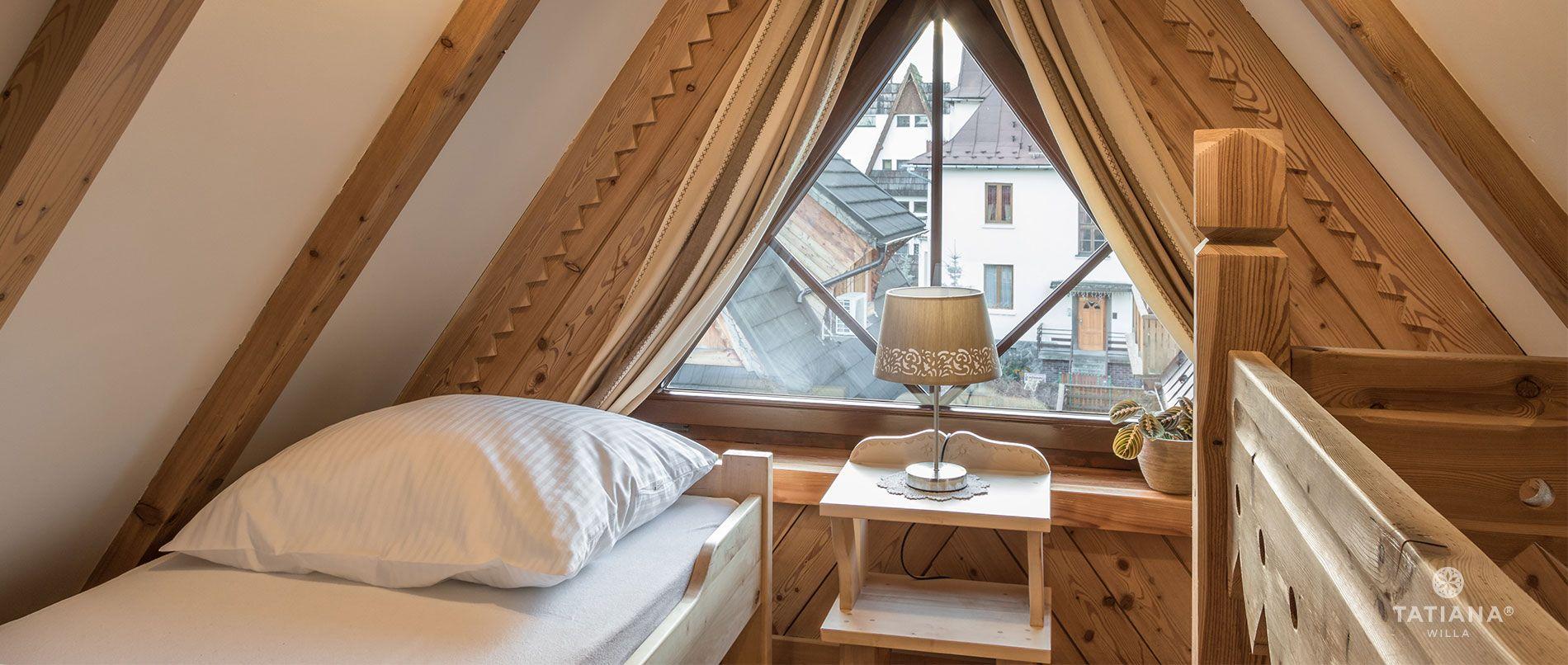 Apartament Premium 6- druga sypialnia