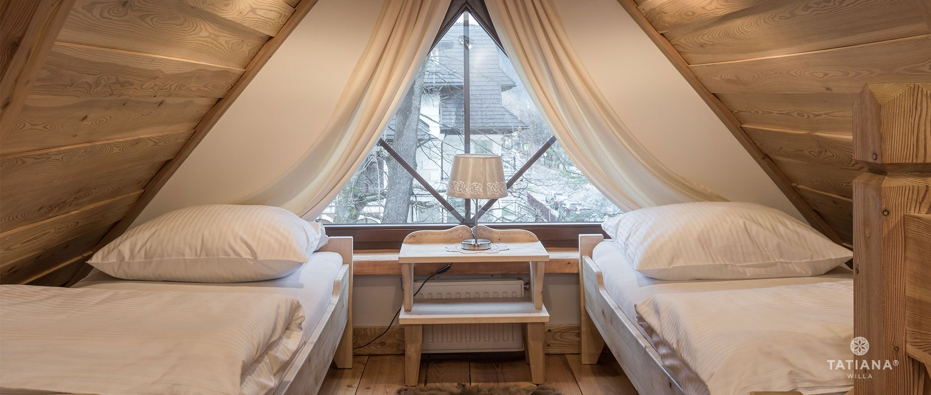 Apartament Premium 8- sypialnia