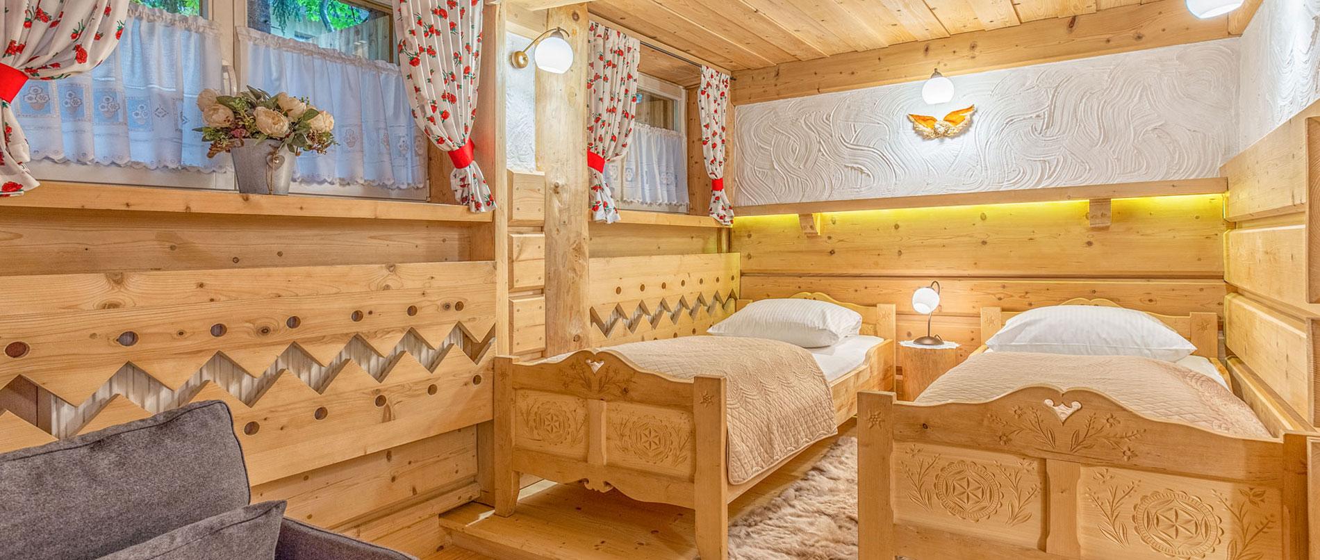 Apartament Premium 1- sypialnia