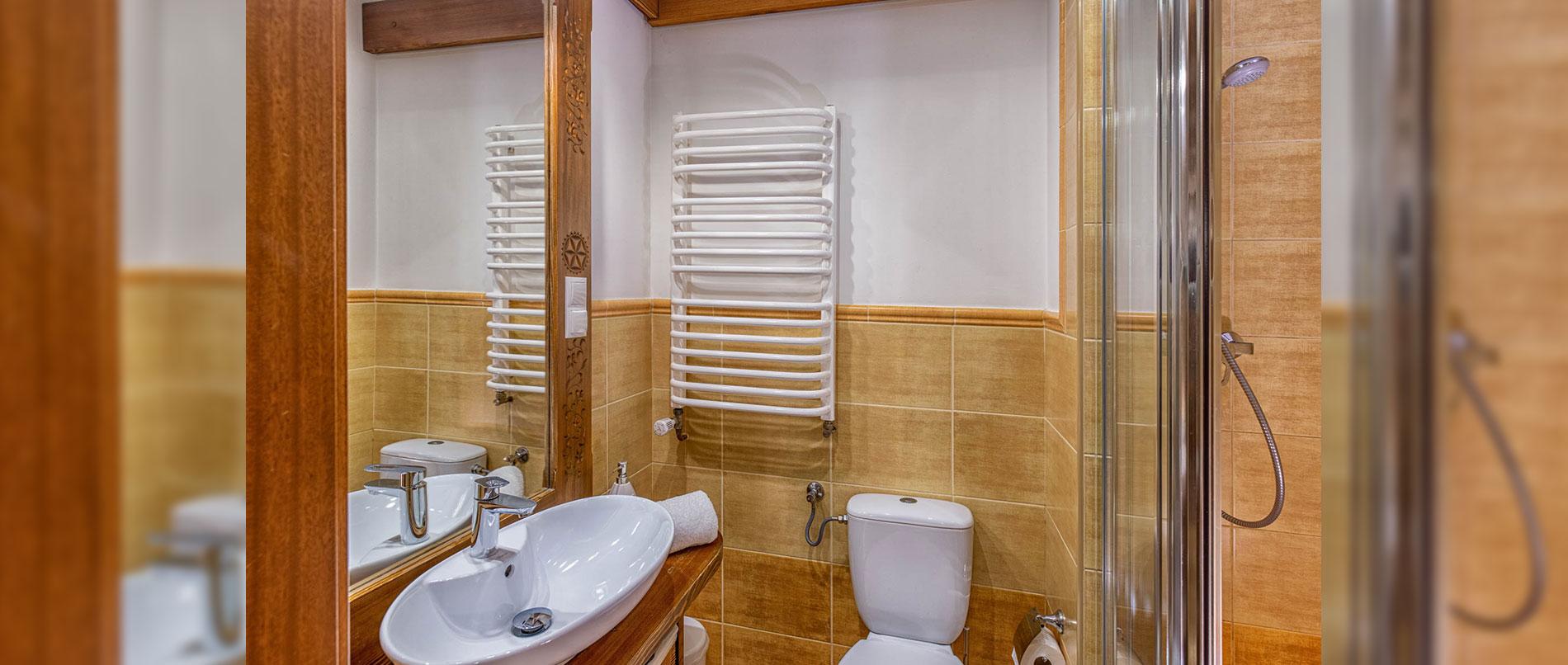Apartament Premium 4 - łazienka