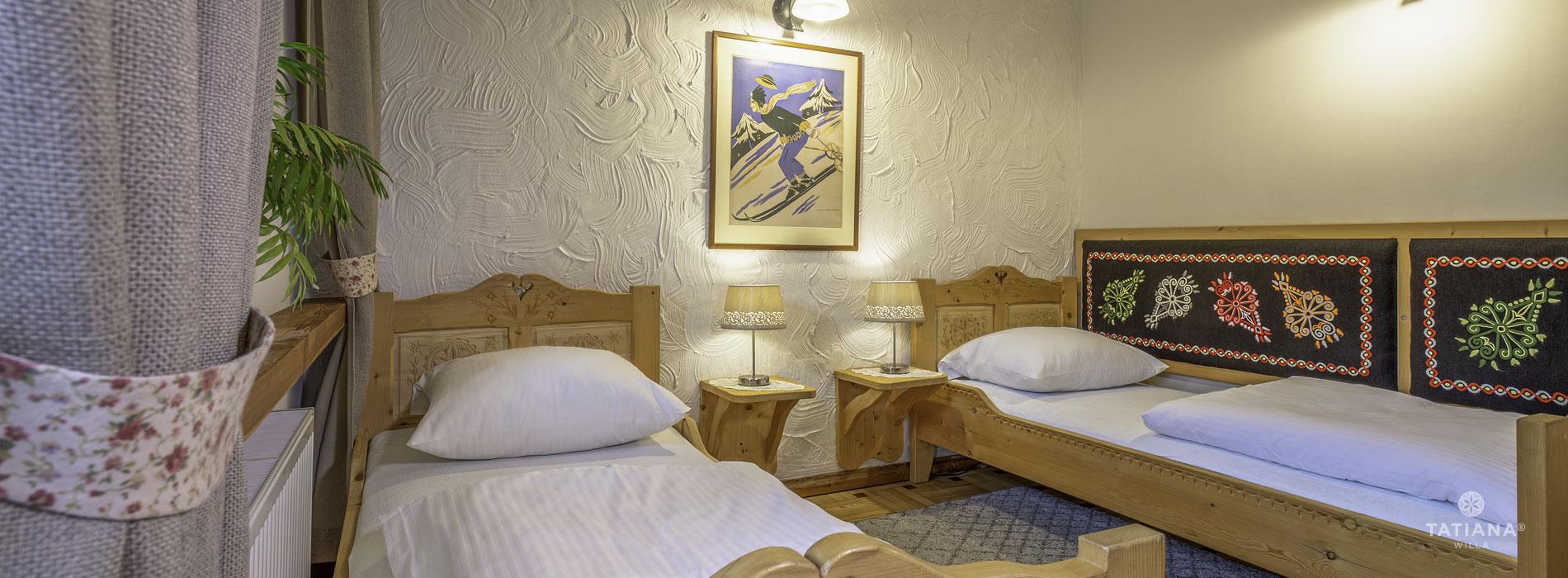 Apartament Premium 7- sypialnia