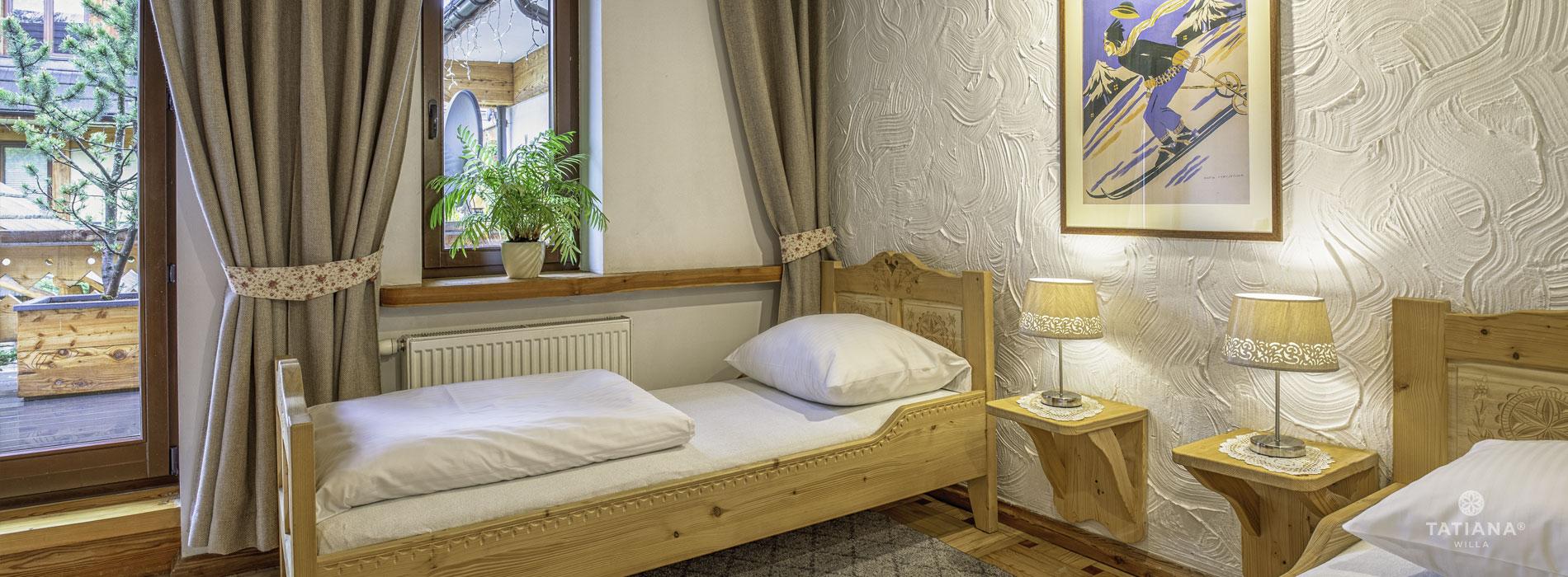 Apartament Premium 7 - sypialnia