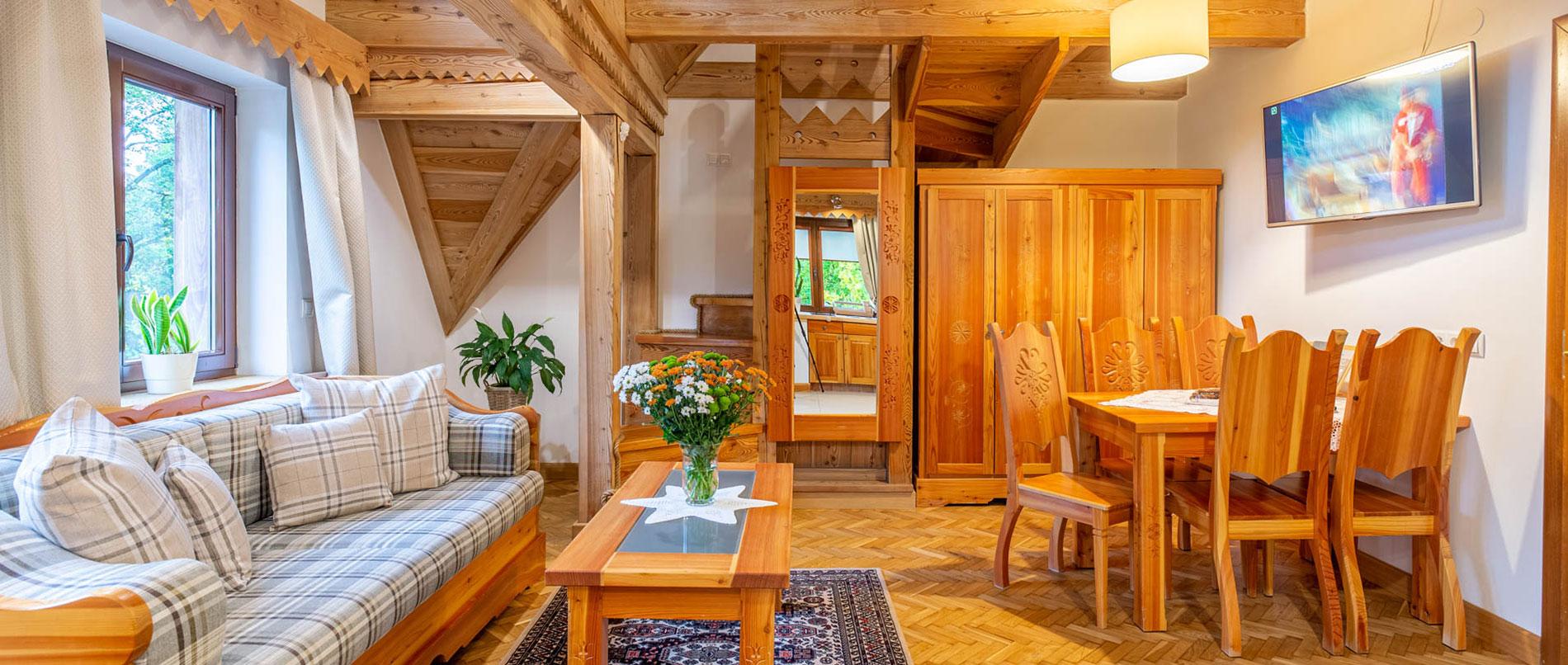 Apartment Premium 8 - Living room