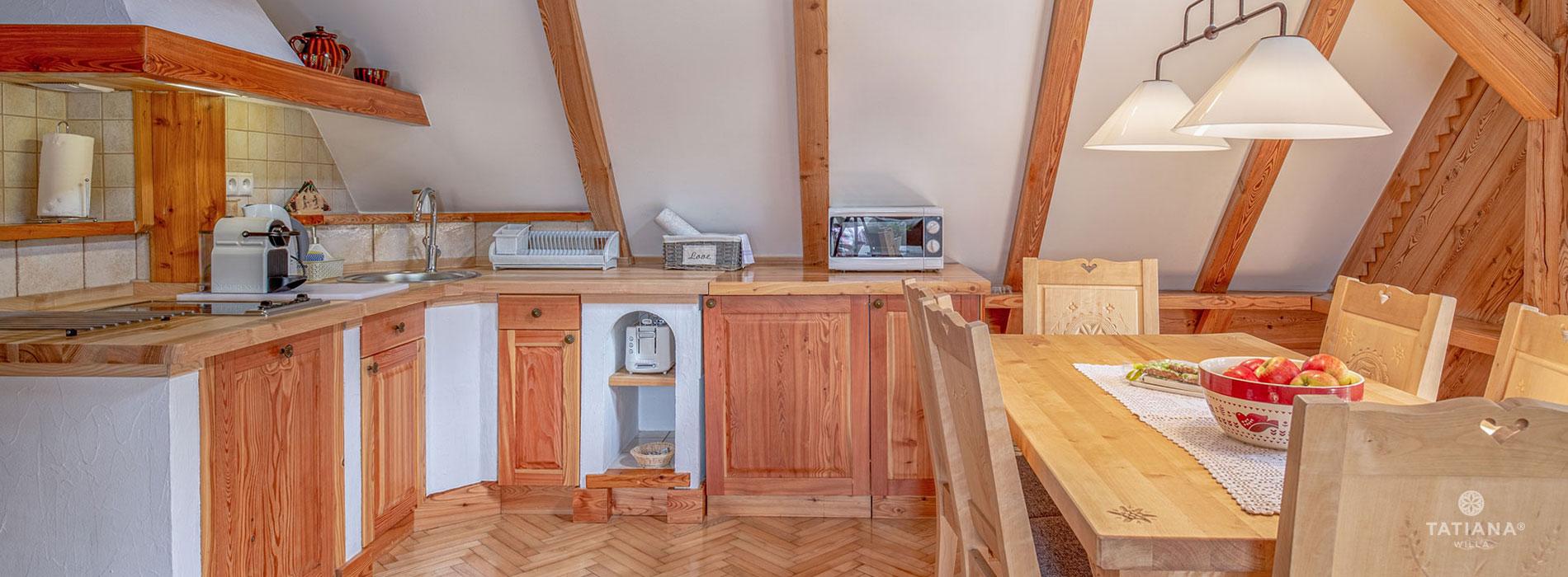 Apartment Premium 9 -  Kitchen