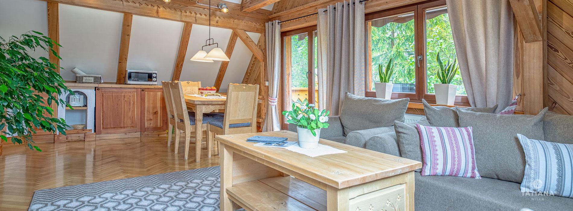Apartment Premium 9 - Living room