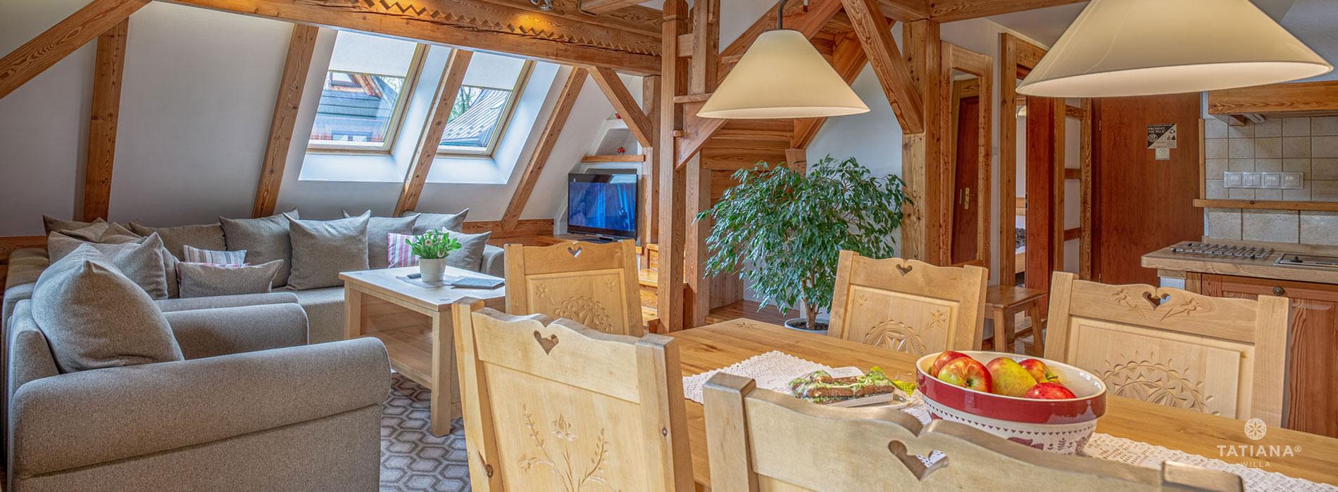Apartment Premium 9 - Dining room