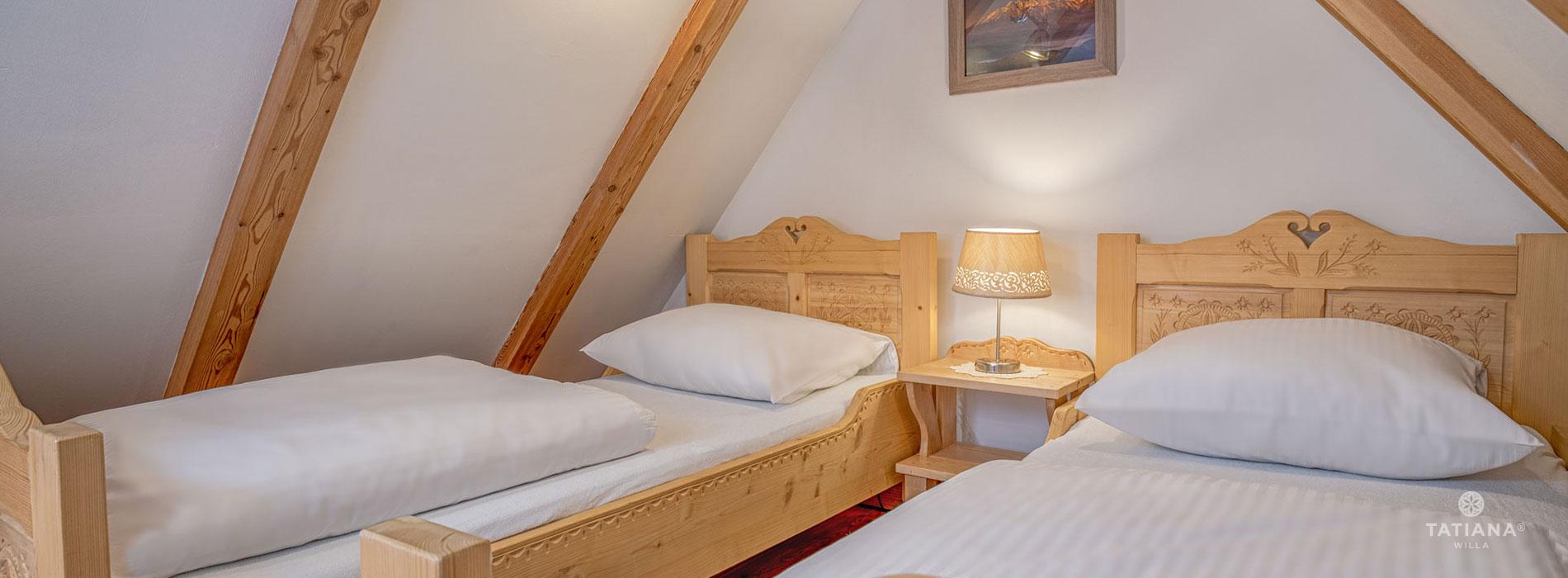 Apartment Premium 9 - Second bedroom