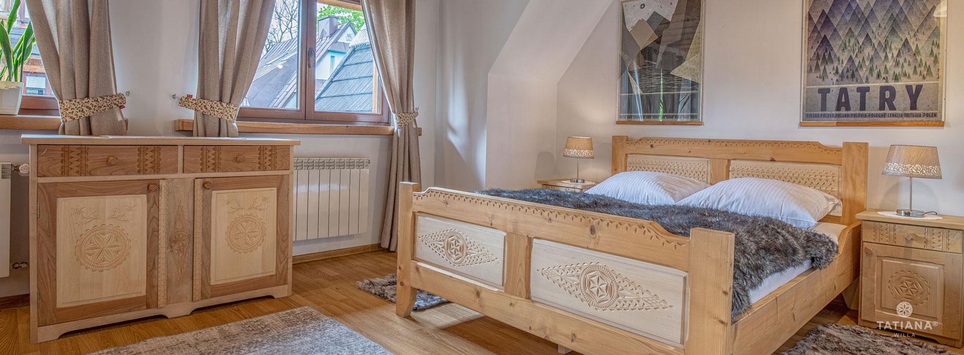 Apartment Premium 9 - Bedroom