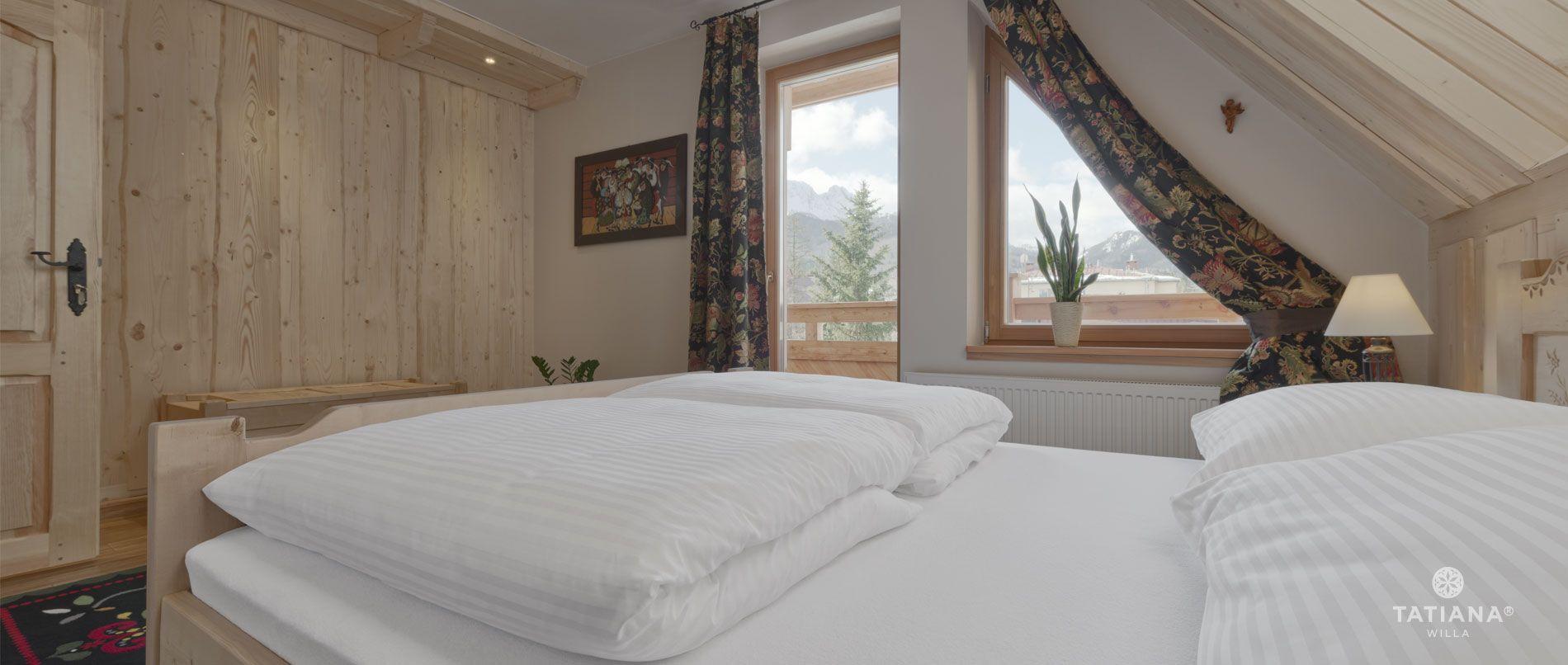 Apartment 16 - Bedroom