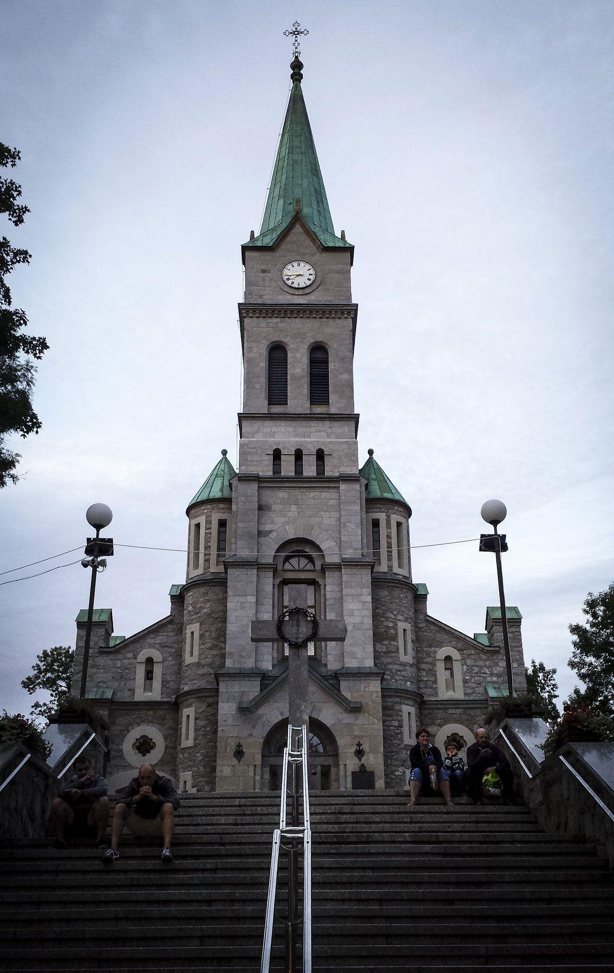 Kościół Świętej Rodziny przy Krupówkach