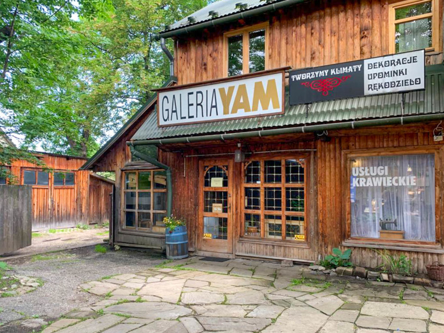 galeria yam