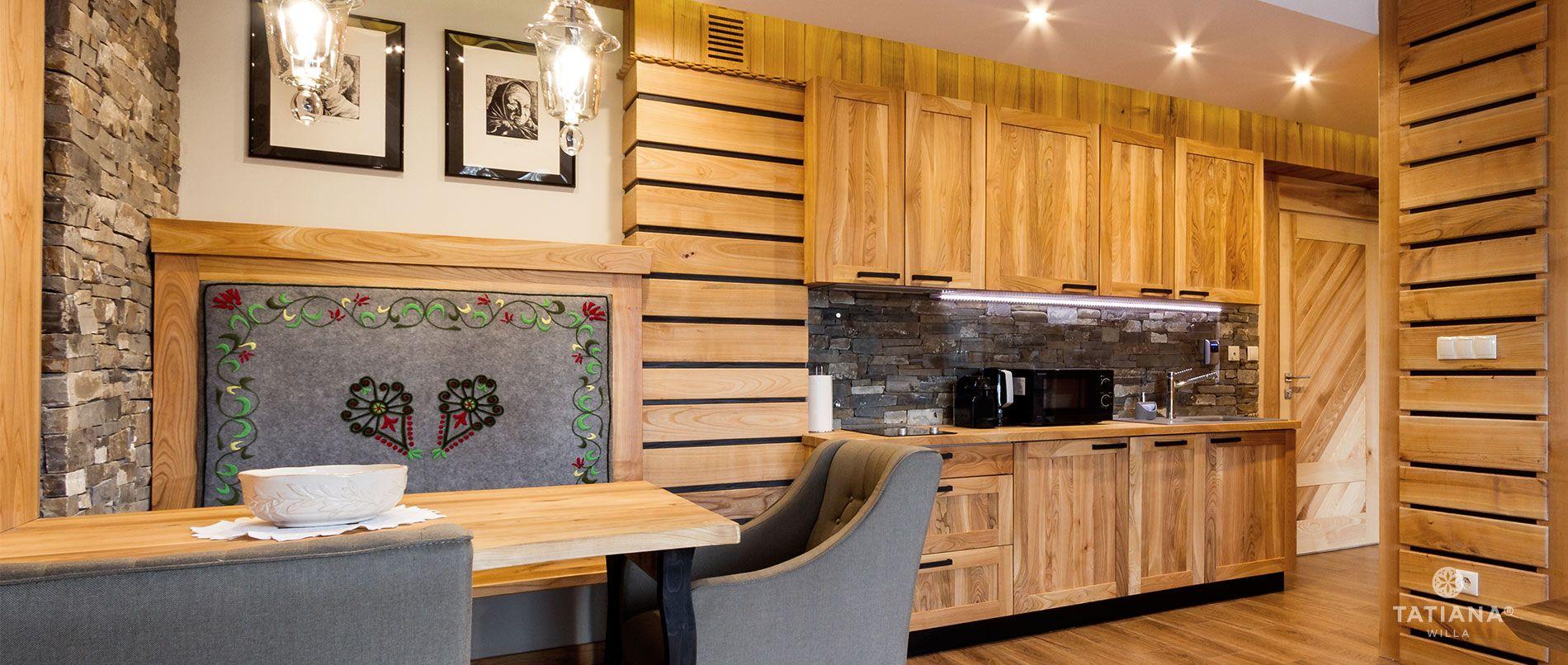 Cherry Apartment - kitchenette