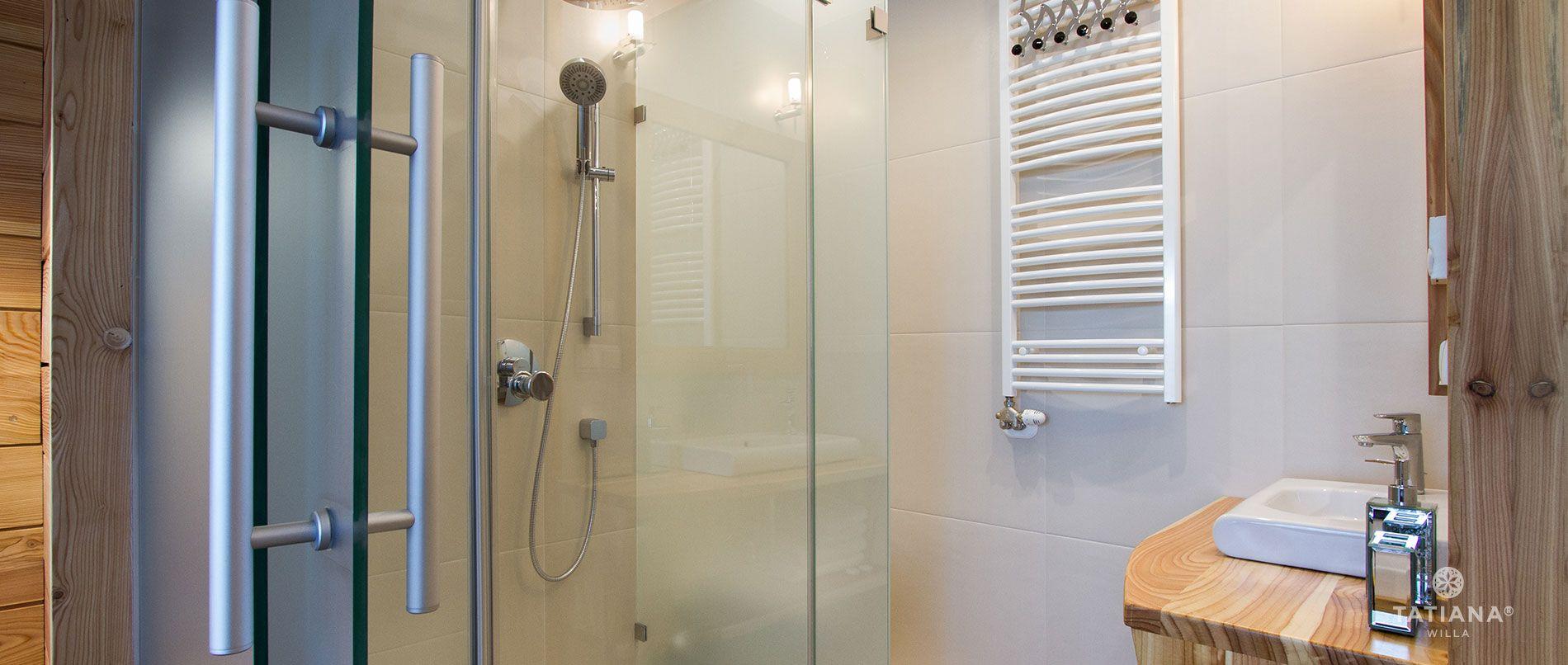 Apartament Modrzewiowy- bathroom