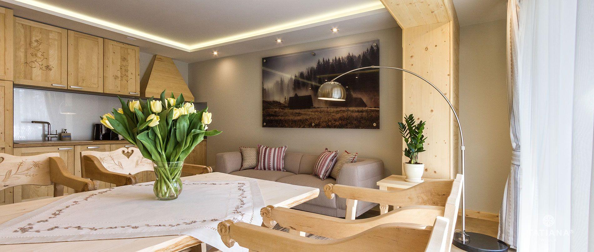 Pine Apartment