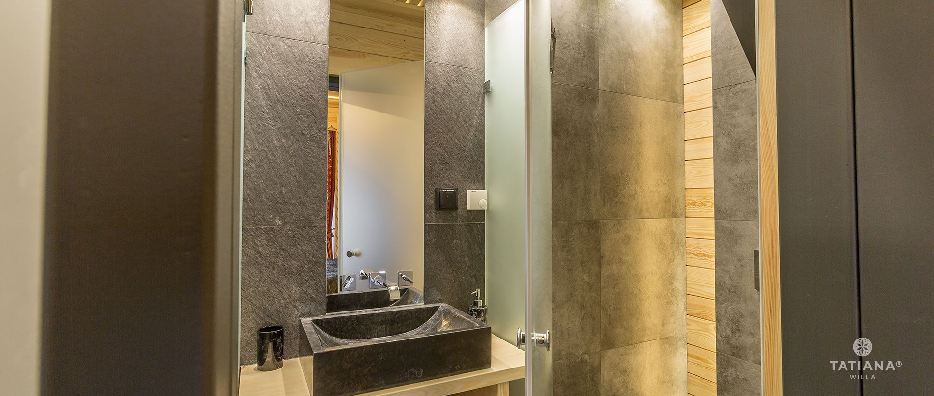 Apartament Alpejski - łazienka