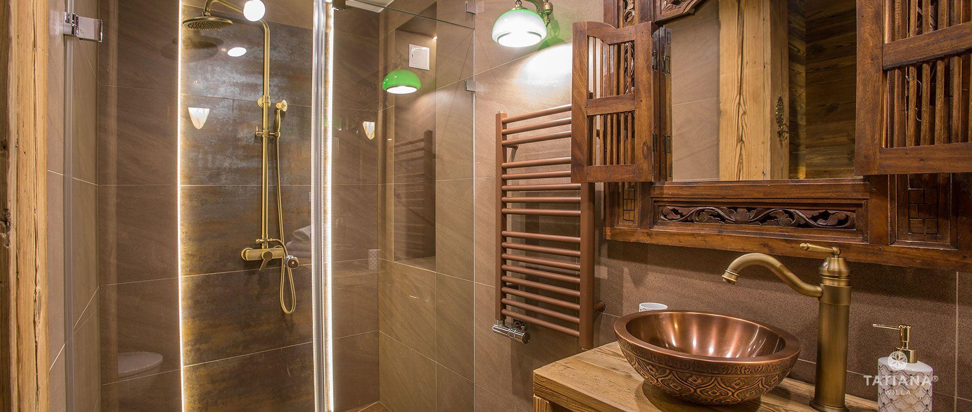 Apartament Karpacki- łazienka
