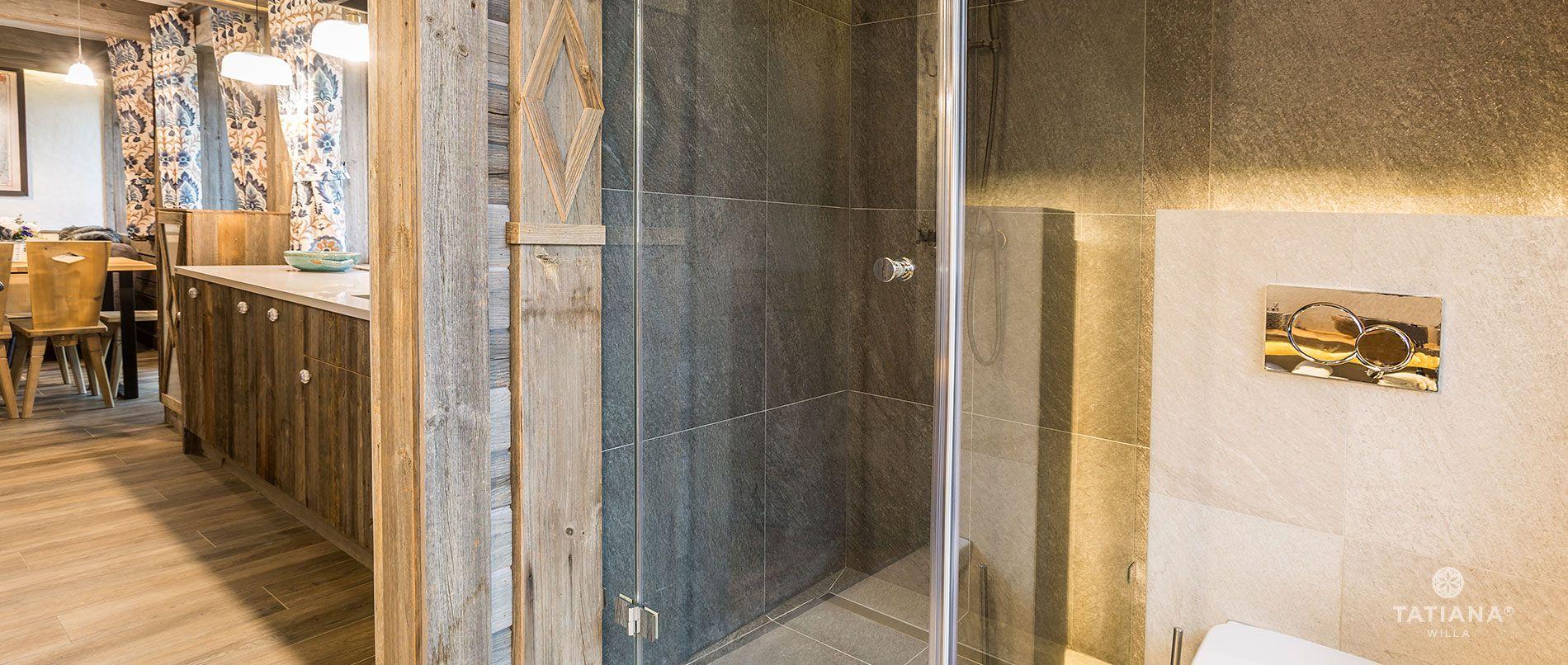Apartament Syberyjski- łazienka