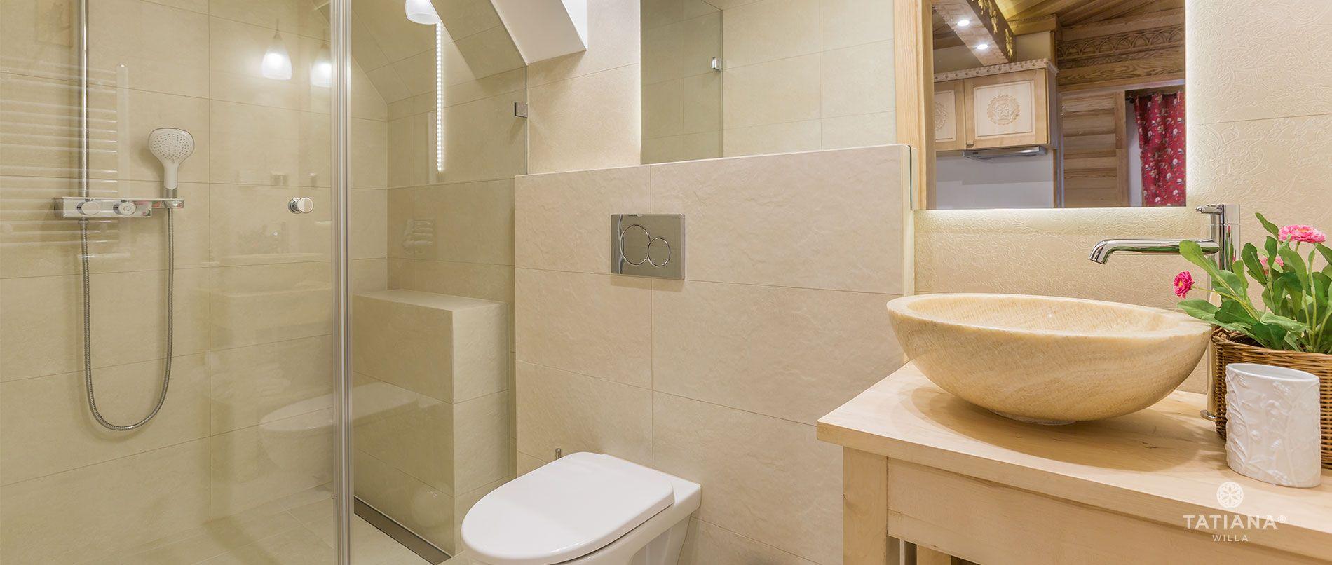 Tatra Apartment - Bathroom