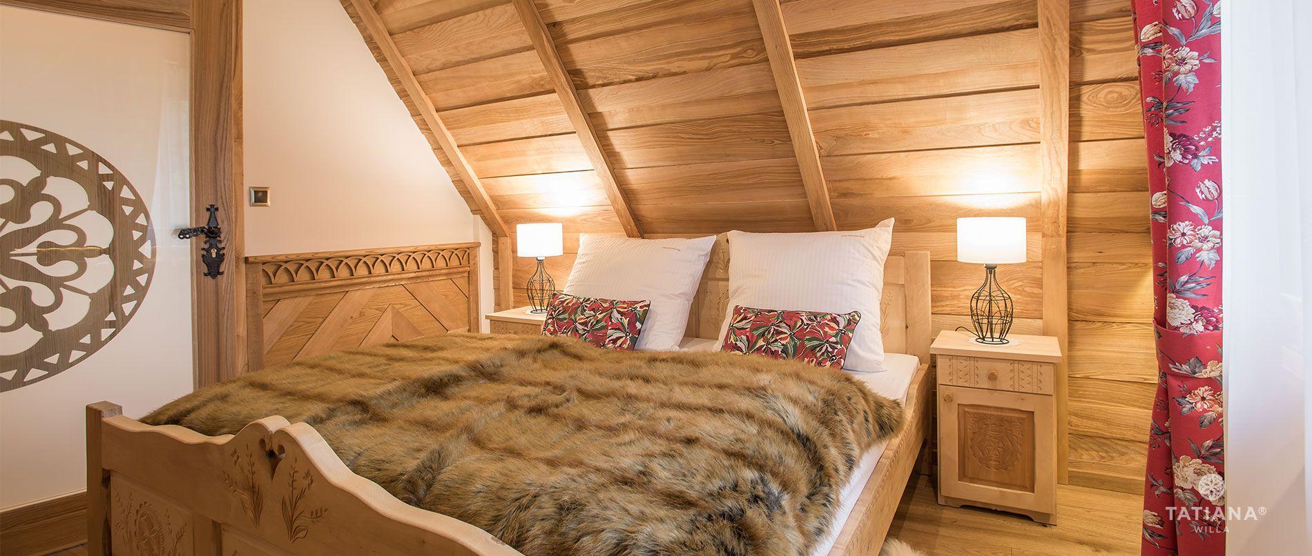 Tatra Apartment - Bedroom I