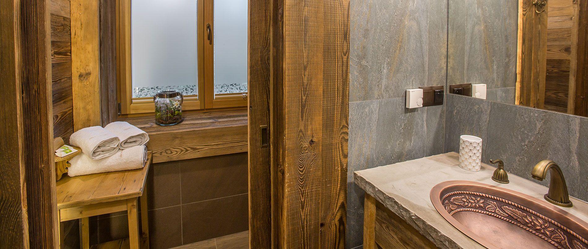 Apartament Karpacki - łazienka