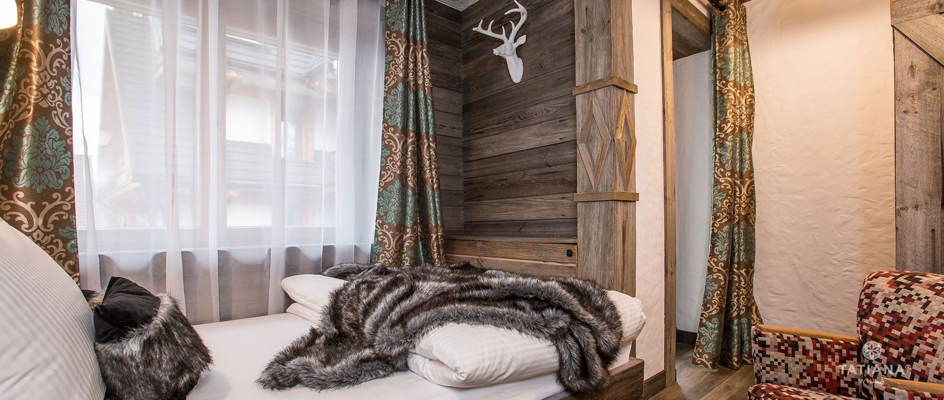 Siberian Apartment