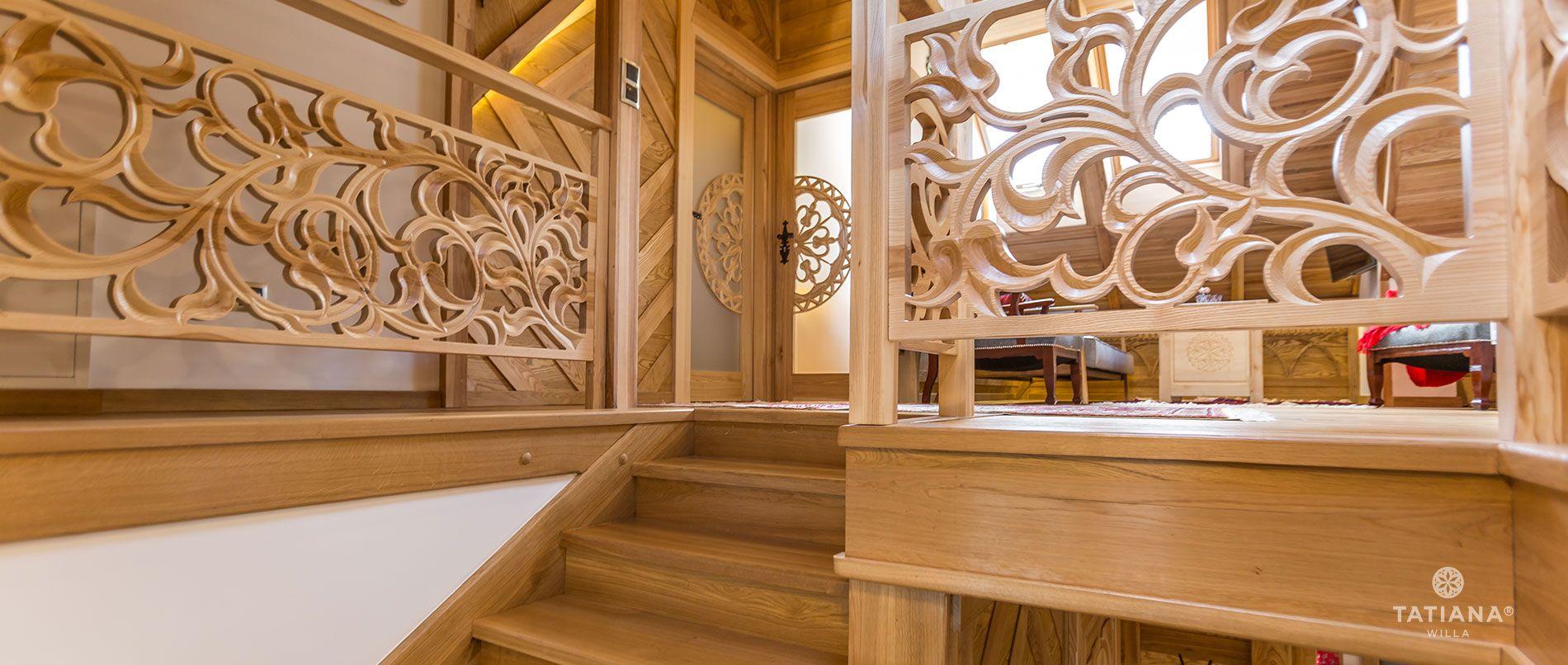 Apartament Tatrzański - schody