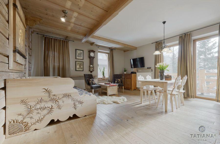 Apartament 14 Willa Tatiana II Zakopane