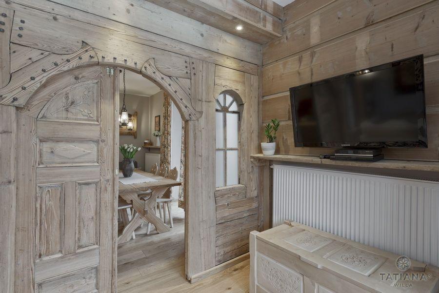 Apartament 15 Willa Tatiana II Zakopane