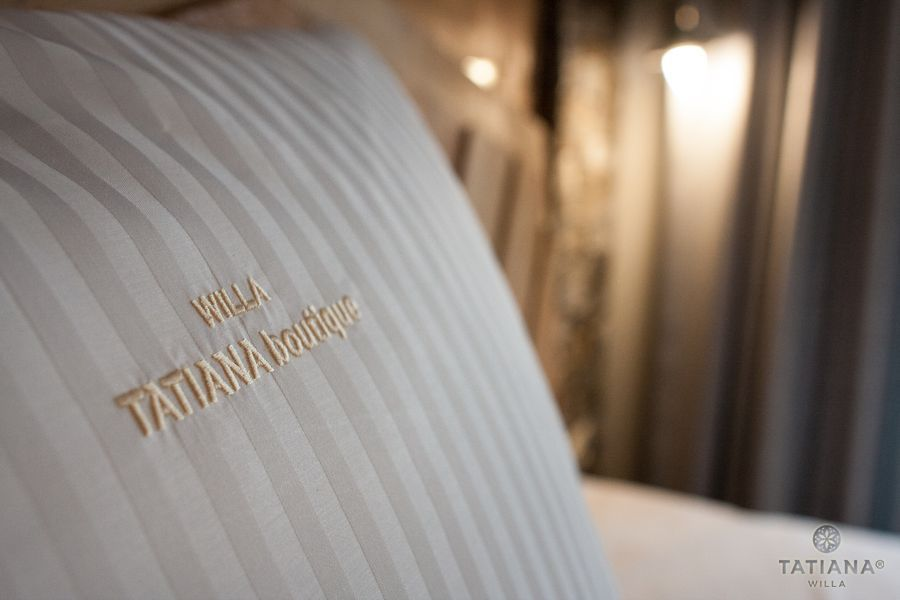 Willa Tatiana boutique poduszka