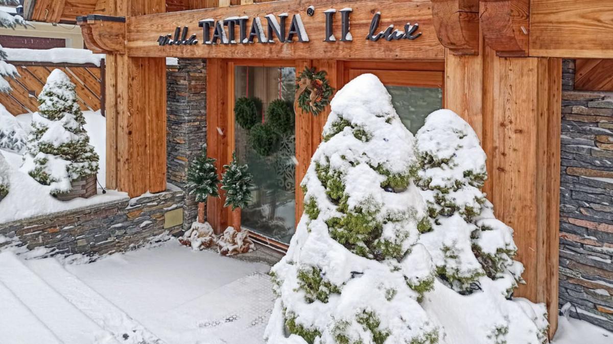 tatiana lux zimą